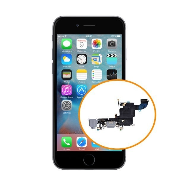 iphone 8/ 8+ Plus charging port  replacement  service