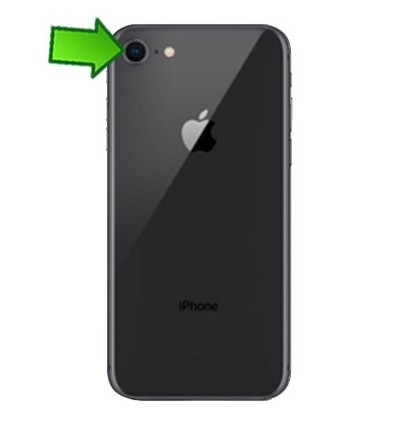 Apple iphone 8 rear camera replacement