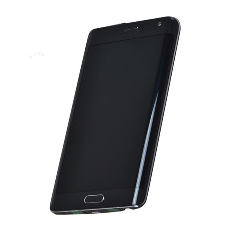 Tech Heroes Madison Samsung Galaxy Note Edge Screen Replacement Samsunggalaxy Black