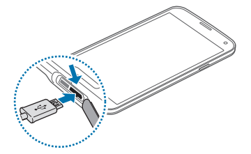 Tech Heroes Madison Samsung Galaxy s5 Active charging port
