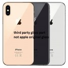 iphone x xr xs max back glass replacement ( third-party part )